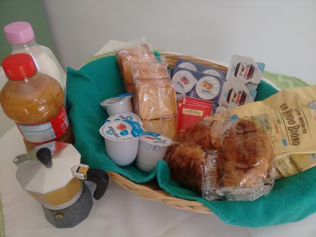 paniere della colazione